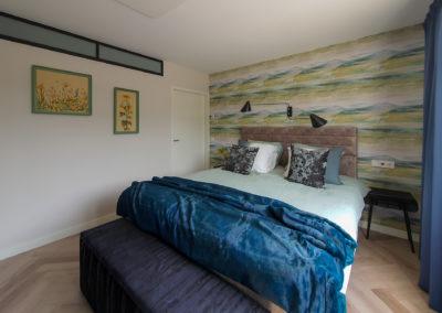 Slaapkamer overzicht