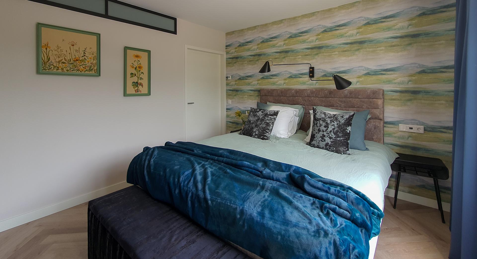 Bedroom overview full width